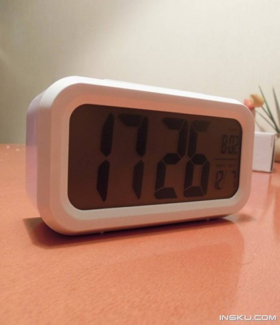 Инструкция часы. Snooze talking clock.