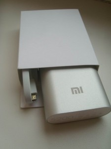 XIAOMI Portable Power Bank 5200mAh. Обзор на InSKU.com