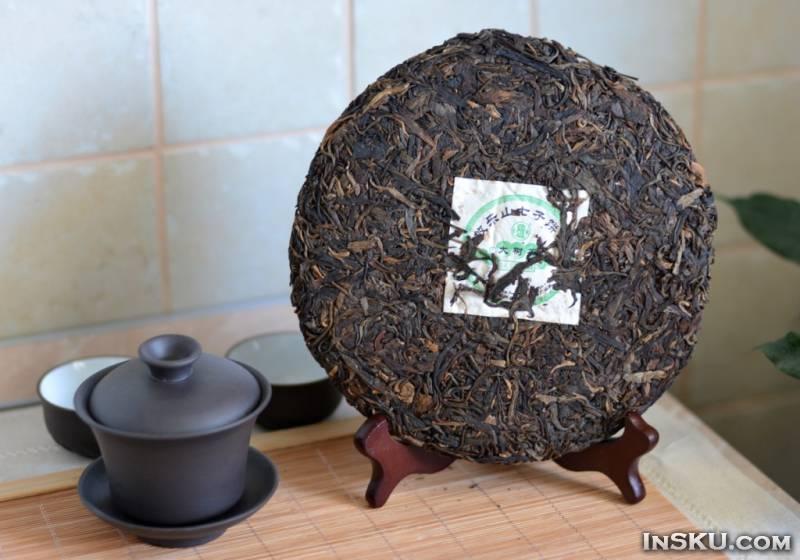 чай пуэр шу и шен