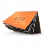 Pre-sale DX 2014 Desk Calendar with 12 Months' Gift Cards (Value USD$ 200)