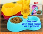 Автоматическая поилка для кошек и собак  / Automatic pet feeder