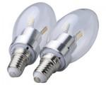 LED лампы под патрон Е14 мощностью 3Вт с Chinabuye