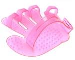 Перчатка-массажер для мытья головы