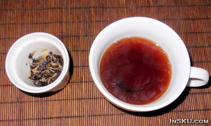 Как заваривать лотос чай