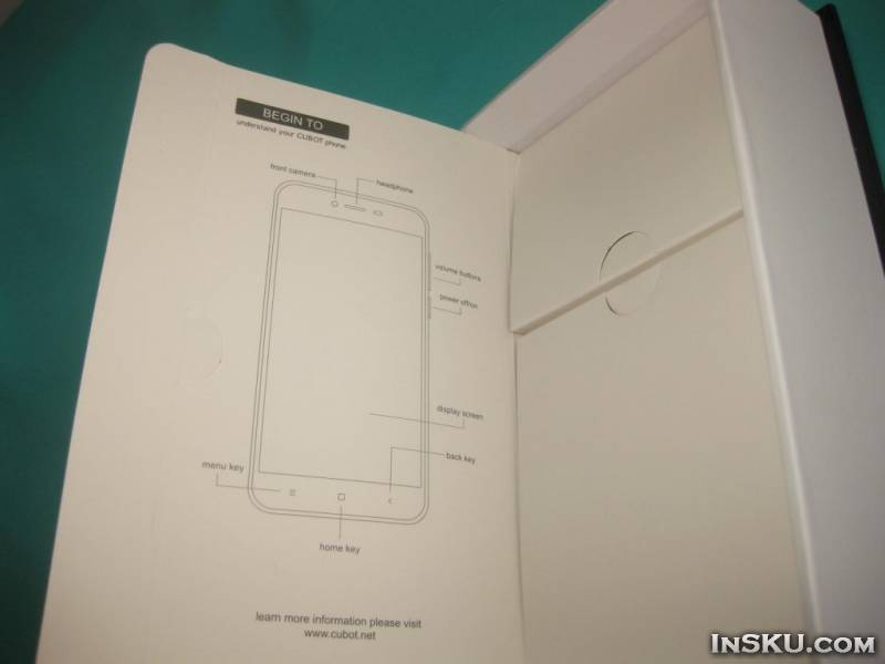 китайский смартфон.