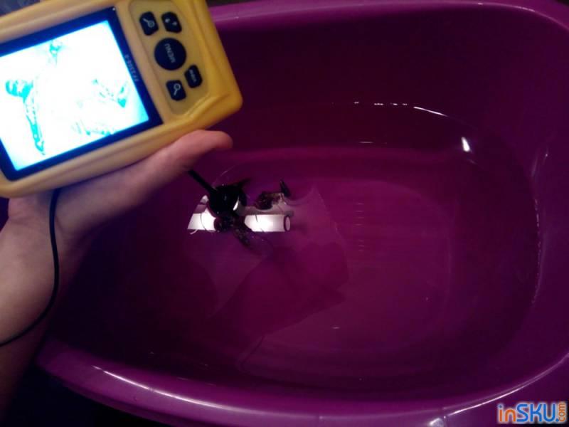 какую подводную камеру для рыбалки лучше купить с алиэкспресс